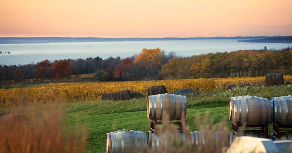 lamoreaux landing winery