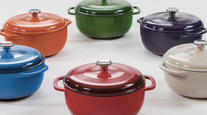 Move Over, Le Creuset: These *Much* Cheaper Dutch Ovens Are Breaking the Internet