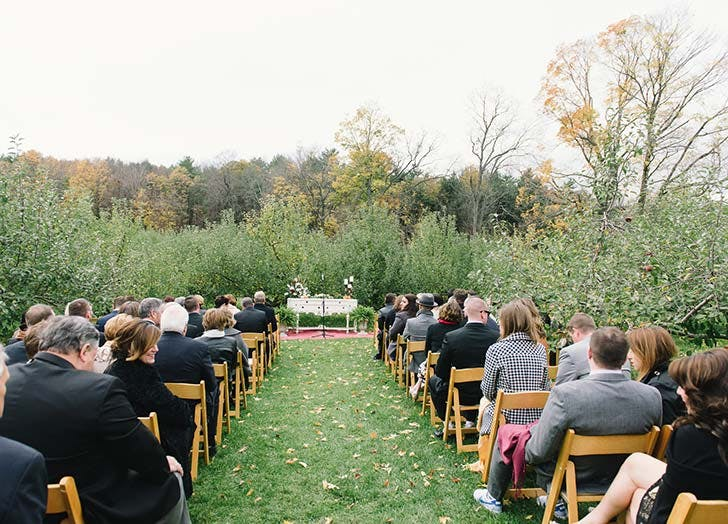 massachusetts orchard wedding