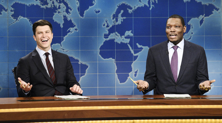 Michael Che and Colin Jost to host Emmy Awards