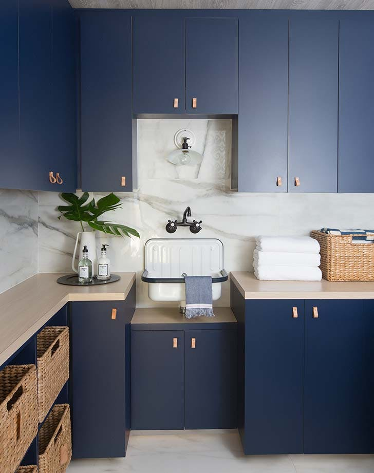 2 Laundry Room Upgrade Ideas For An Easy Makeover Purewow