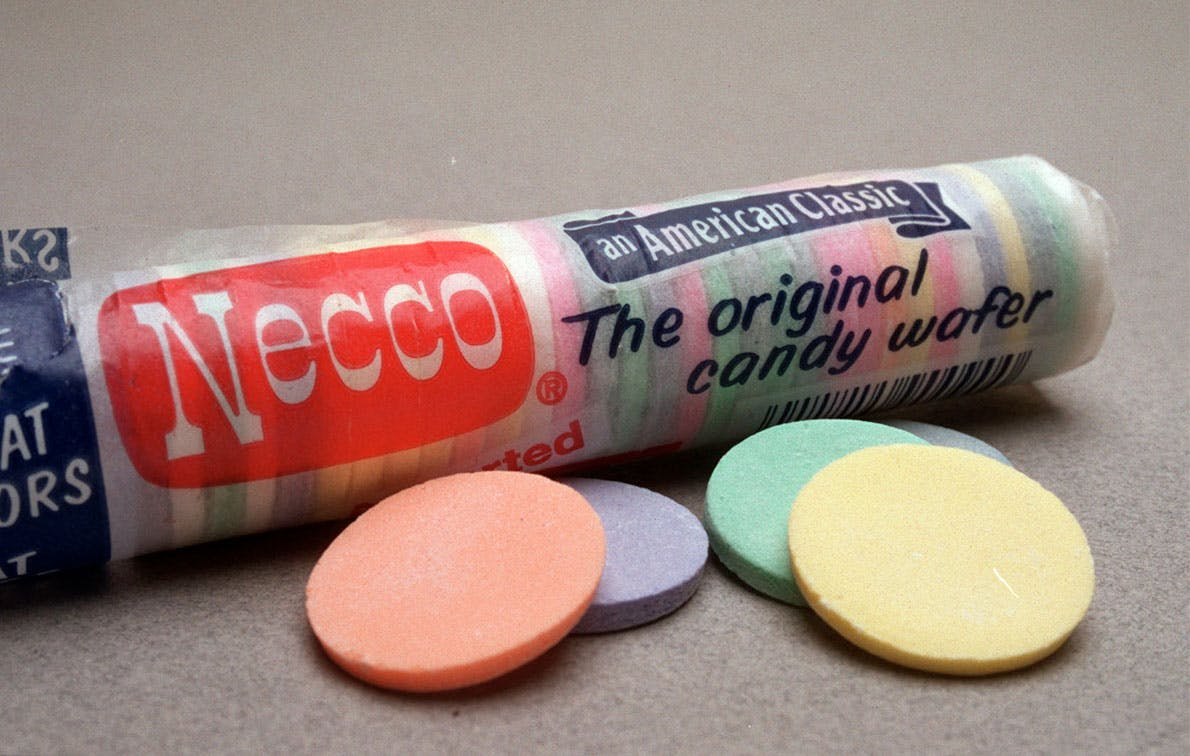 Here's Why Candy Fans Are Suddenly Running Out and Hoarding Necco Wafers