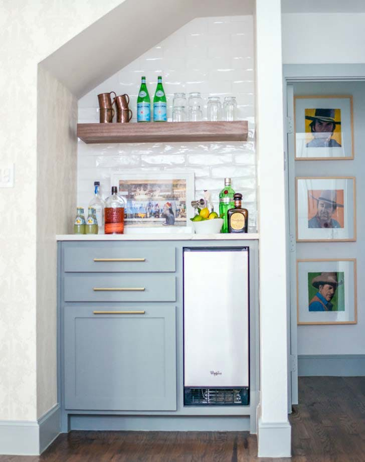 nook mini bar