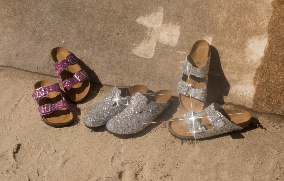 Opening Glitter Sandals X Ceremony Purewow Birkenstock VzUpSMq