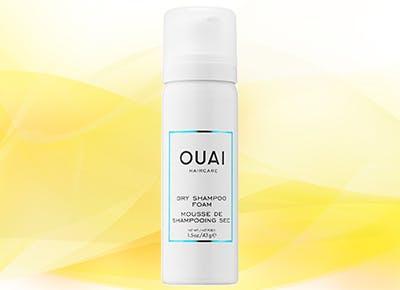 ouai dry shampoo foam 4001