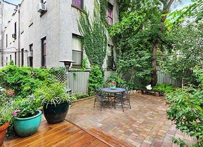 outdoor garden NY table400