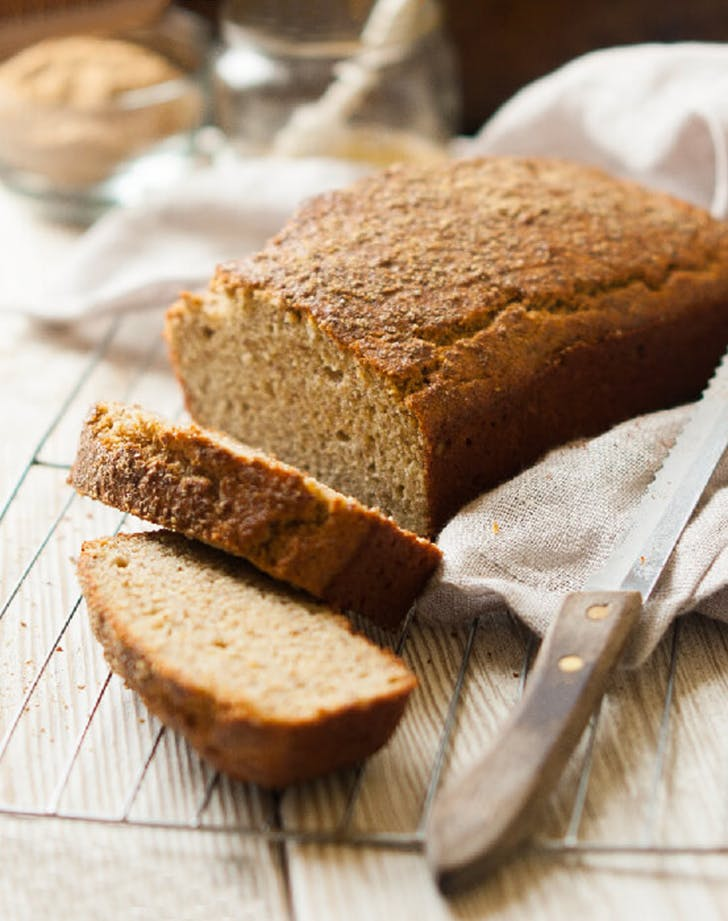 paleo sandwich bread coconut flour recipe