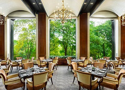 8 Nyc Restaurants With Views Of Central Park Purewow