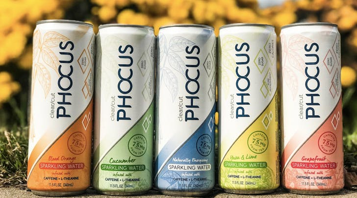 FYI, Caffeinated Seltzer Exists (and Yeah, Were Interested)