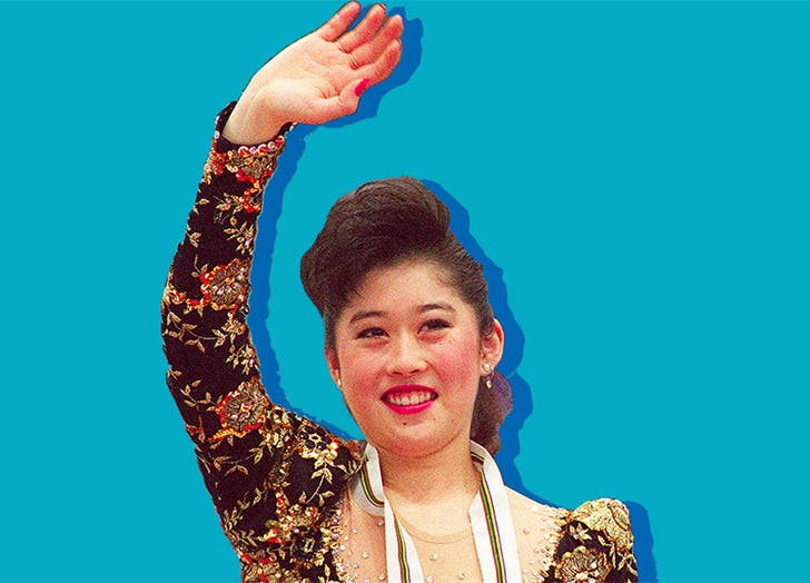 photo of kristi yamaguchi