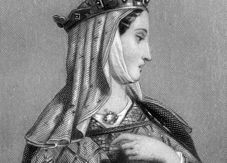 portrait of eleanor of aquitaine