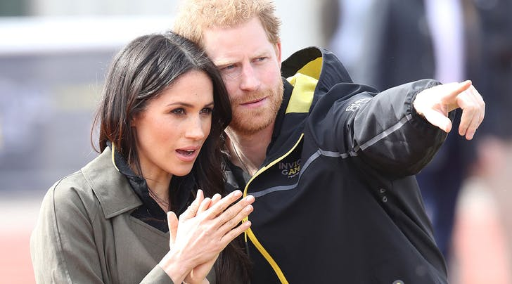 Prince Harry, Man of the People, Revealed His Nickname for Meghan Markle