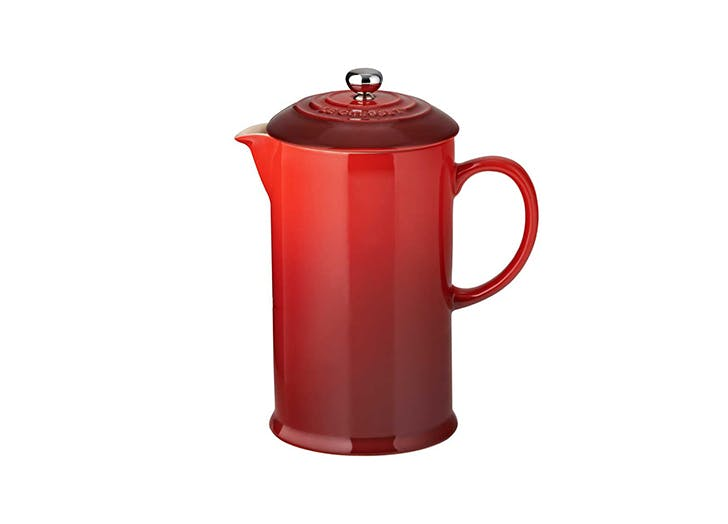 red le creuset french press