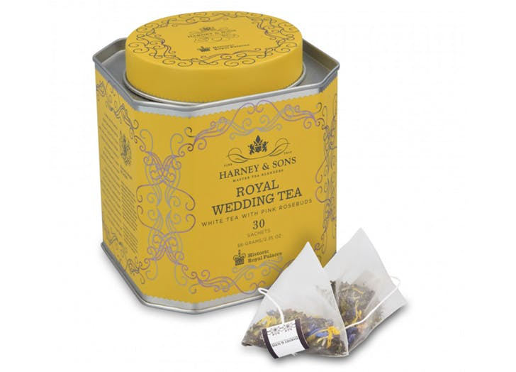 royal tea blend harney sons