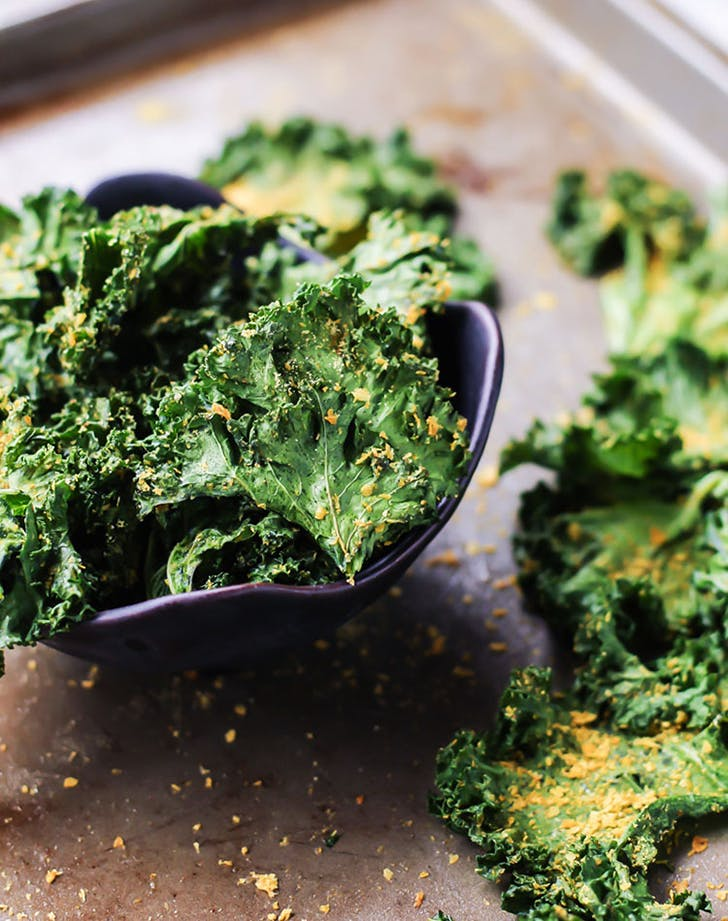 seriously the best kale chips recipe