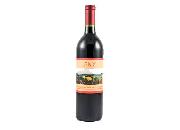 sky vineyards zinfandel