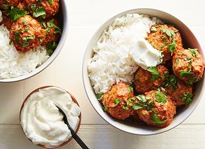 slow cooker chicken tikka masala meatballs recipe 290