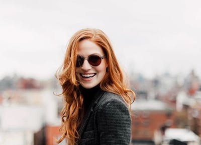spring hair trends copper spice color