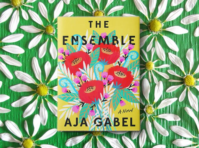 the ensemble aja gabel