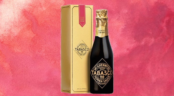 Tabascos New Diamond Reserve Is the Champagne of Hot Sauces (and Its $35)