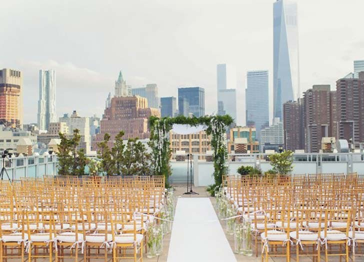 tribeca rooftop venue