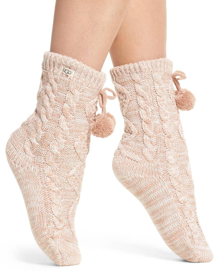 ugg slipper socks