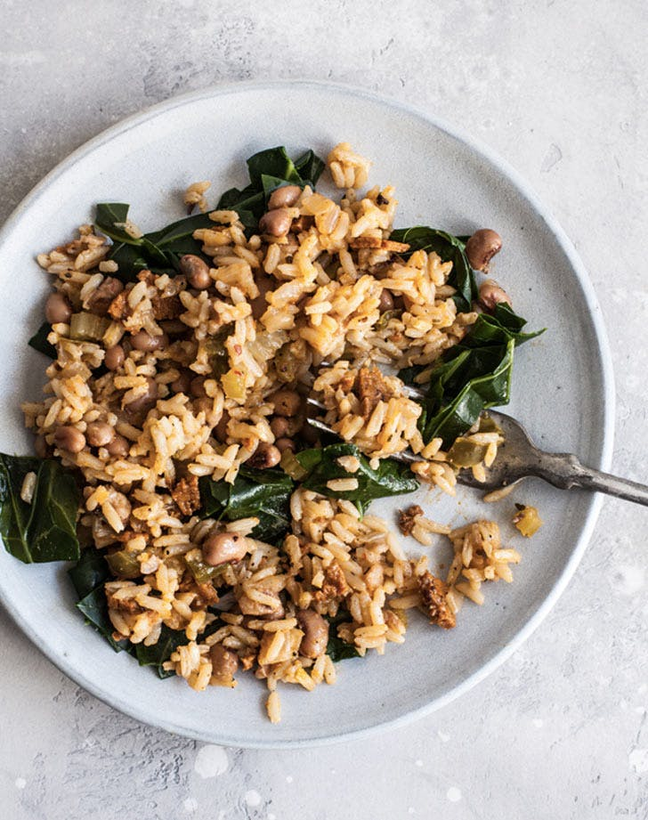vegan dirty rice recipe