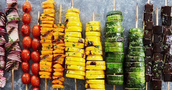 17 Vegetarian Grilling Recipes That Aren't a Frozen Veggie Burger