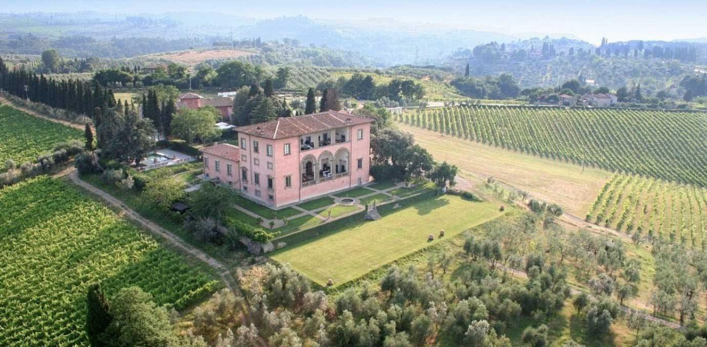 villa ingrid in florence