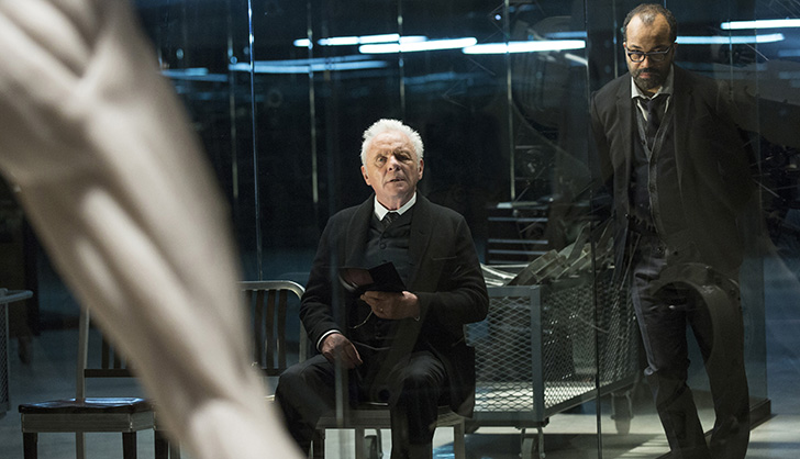 Ed Harris of Westworld reveals details about Man in Black