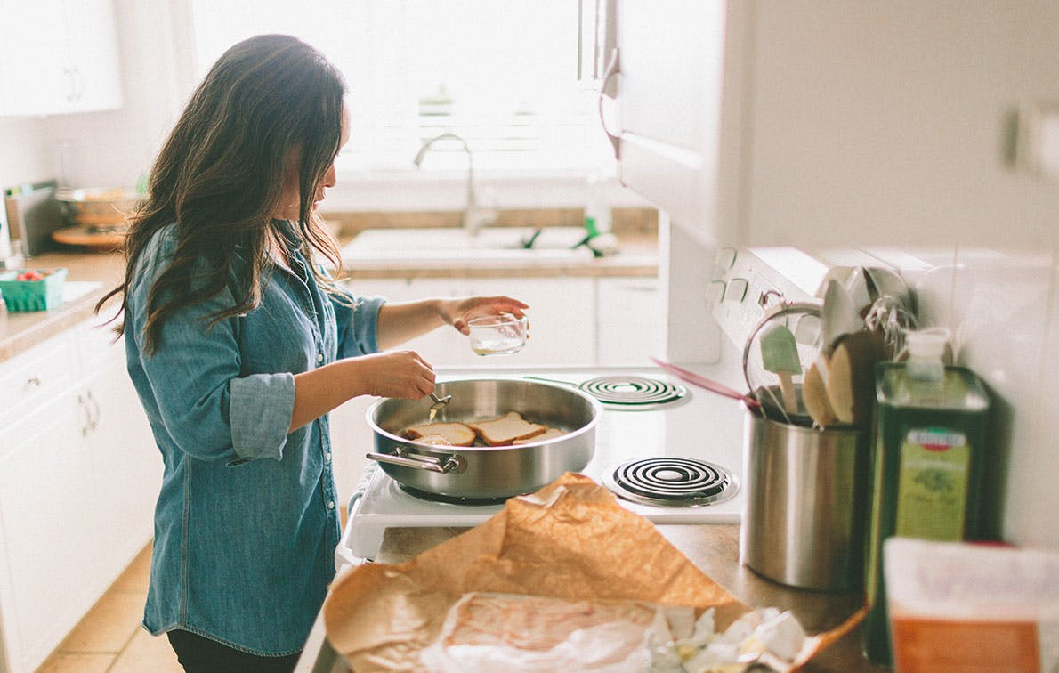 Millennials Are the Worst Cooks in History, According to This Study