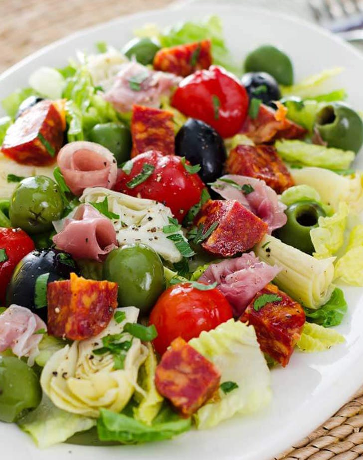 17 Mediterranean Recipes That Are on the Keto Diet - PureWow
