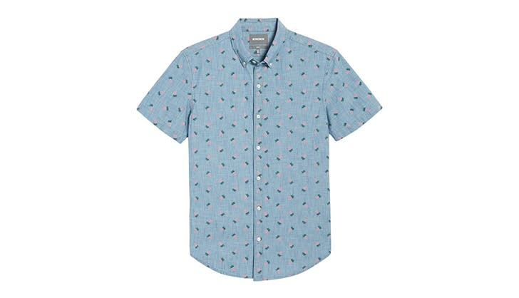Bonobos pineapple shirt