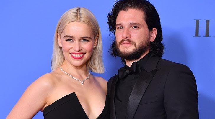Kit Harington and Emilia Clarkes 'GoT' Sex Scene Was 'Unnatural and Strange' (but Not for the Reason You Think)