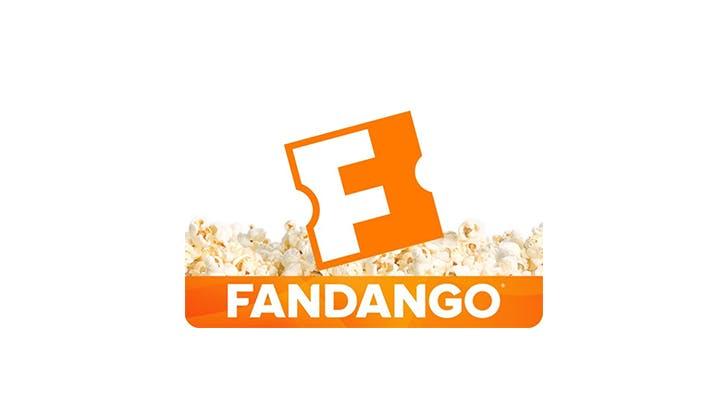 Fnadango gift card