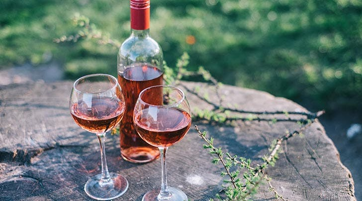 The Best Rosé in the World Is Back in Stock (and Did We Mention It's $8?)
