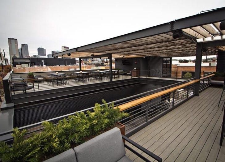 Harlowe MXM rooftop