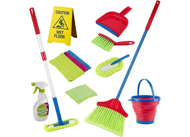 Kids Cleaning Set Montessori Skills