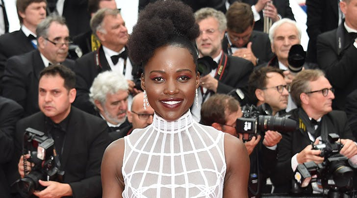 Lupita Nyongo Started a Petition to Wear Makeup in High School for *This* Surprising Reason