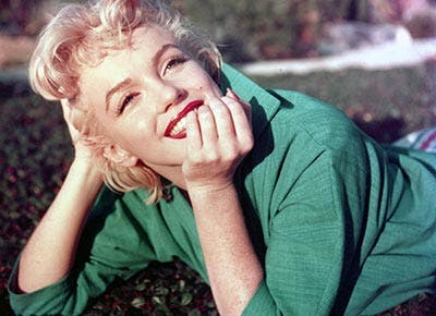 Marilyn Monroe 400