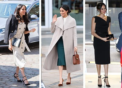 Meghan Markle Fashion shopping outfits category