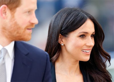 Meghan Markle glowing beauty products cat