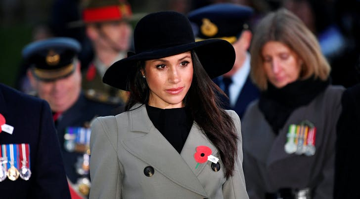 Gasp! Meghan Markle's Dad Is No Longer Attending the Royal Wedding