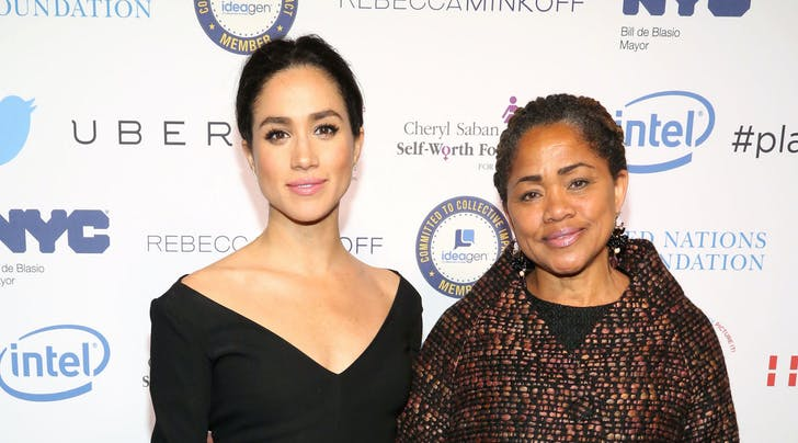 Meghan Markle's Mom Is Reportedly in Talks for a Tell-All Interview with Oprah