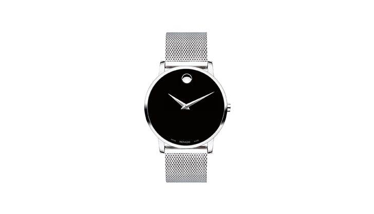 Movado Strap Watch