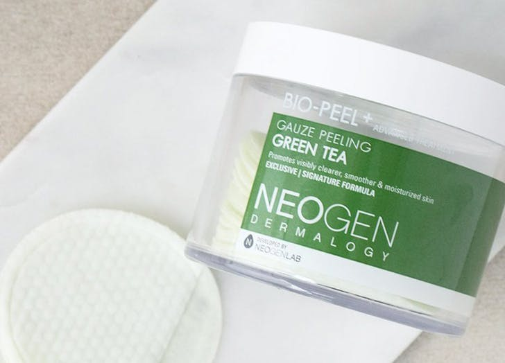 NEOGEN Bio Peel Gauze Peeling Green Tea
