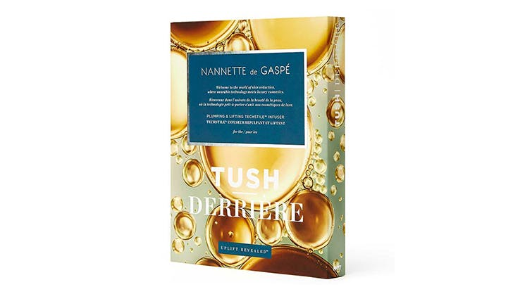 Nannette de Gaspe Uplift Revealed Tush Mask