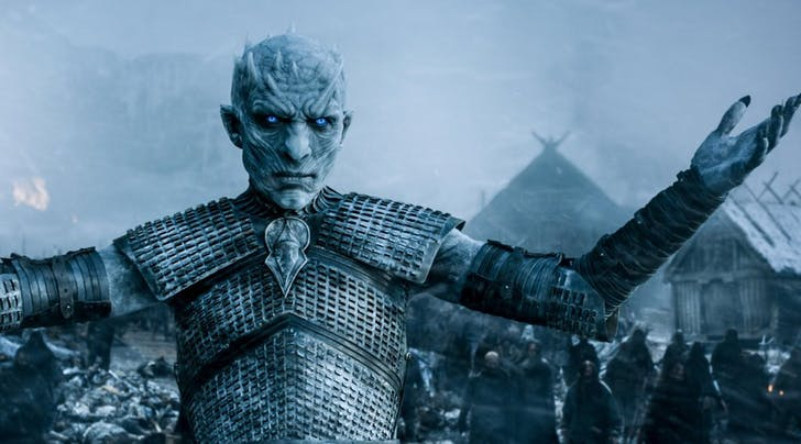 This 'GoT' Theory Suggests the Night King May Have a Major Trick Up His Sleeve