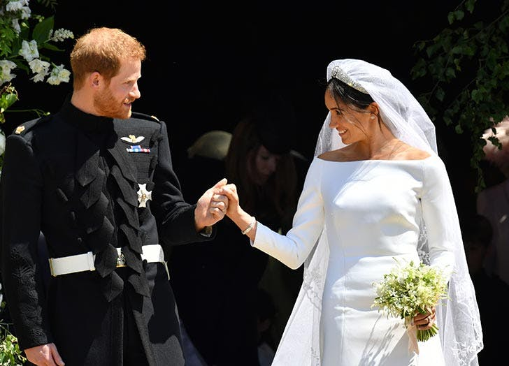Everything You Need To Know About Meghan Markle S Wedding Dress