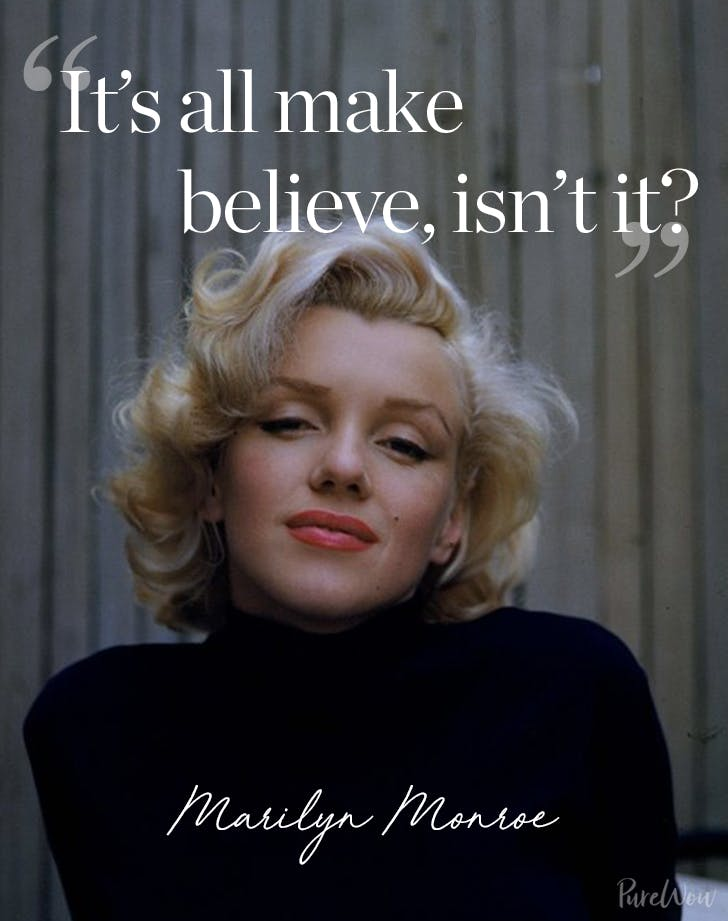 13 Of Marilyn Monroes Greatest Quotes Purewow